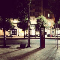Photo taken at Chiosco Piazza Trento by il_ n. on 6/21/2012