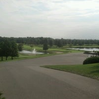 Photo taken at Covered Bridge Golf Course by Stephanie W. on 8/9/2012