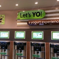 Photo taken at Let's YO! Yogurt of Montclair by Jeff B. on 9/1/2012