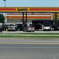 Photo taken at Love's Travel Stop by Adam L. on 6/25/2012
