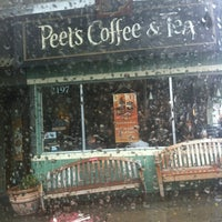 Photo taken at Peet's Coffee & Tea by Bay Area D. on 3/13/2012