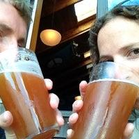 Photo taken at Bill's Tavern Brew House by Jennifer R. on 8/22/2012