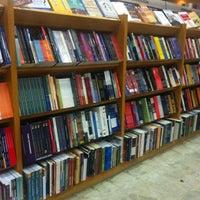 Photo taken at Saraiva MegaStore by Luiz Eduardo N. on 7/21/2012