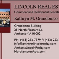 Photo taken at Lincoln Real Estate by Lincoln R. on 6/11/2012