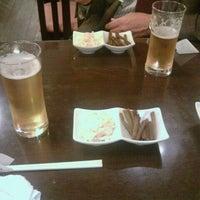 Photo taken at 酒どころ 小島 by Junichi O. on 5/11/2012
