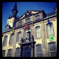 Photo taken at Grote Markt by Iris S. on 4/6/2012
