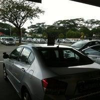 Photo taken at Bukit Batok Driving Centre (BBDC) by Xiao Yun C. on 2/29/2012