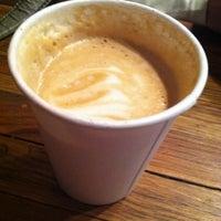 Photo taken at Royal Coffee Bar by Yvonne P. on 4/7/2012