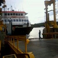 Photo taken at Pelabuhan PT ASDP Indonesia Ferry (Persero) by Rojiiskandar H. on 7/8/2012
