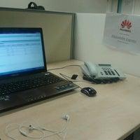 Photo taken at Huawei Technologies Italia by Alessandro R. on 7/23/2012