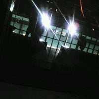 Photo taken at Coliseo Aldo Chamochumbi by Dora Lucia V. on 4/20/2012