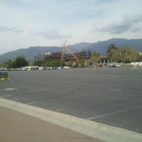 Photo taken at Rose Bowl Loop by Ernie on 3/28/2012