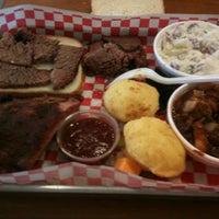 Photo taken at Austin BBQ by Tom D. on 6/9/2012