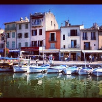 Photo taken at Port de Cassis by Connor Loo J. on 7/14/2012