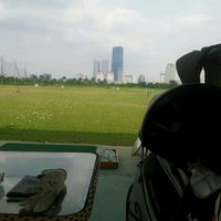 Photo taken at GB Golf by Byoung Hyun P. on 6/9/2012