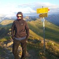 Photo taken at Jatzhorn 2682 m ü. M. by Radim K. on 7/31/2012
