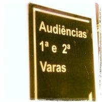 Photo taken at Varas de Família by Rodrigo C. on 4/24/2012