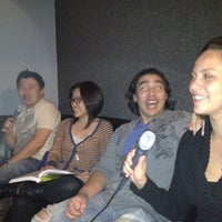 Photo taken at Max Karaoke Studio by Debbie N. on 2/22/2012