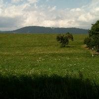 Photo taken at Camping Park Baita Dolomiti by Massimo G. on 8/6/2012