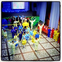 Снимок сделан в Городской Дворец Культуры (ГорДК) пользователем ????????? ?. 5/12/2012
