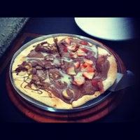 Photo taken at Delluccio Pizza Bar by Paulo S. on 6/15/2012