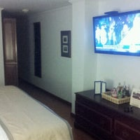 Foto tomada en Hotel NH Bogotá Metrotel Royal por Juan O. el 8/14/2012