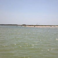 Photo taken at Caladesi Island State Park by Vernon W. on 3/24/2012