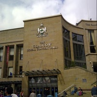 Photo taken at Glasgow Royal Concert Hall by Mohamed F. on 9/4/2012