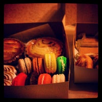 Photo taken at Amelie's French Bakery by Ryan M. on 5/10/2012