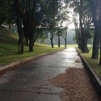 Снимок сделан в Дубровицы пользователем Григорий🎩 Я. 8/26/2012