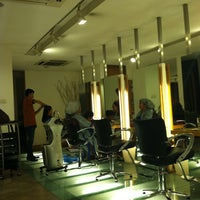 Photo taken at Rogers Salon by Gita S. on 2/26/2012