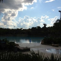 Photo taken at Disney's Typhoon Lagoon Water Park by Nik L. on 5/17/2012
