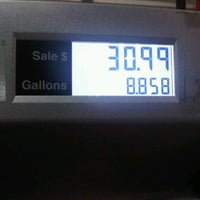 Photo taken at HEB Gas Station by Nee J. on 2/23/2012