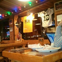 Photo taken at Hooters by robin on 2/21/2012