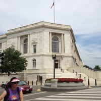 Photo taken at Russell Senate Building by Marcio F. on 7/12/2012