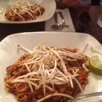 Photo taken at Pam Real Thai by Christa on 9/5/2012