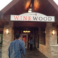 Photo taken at Winewood Grill by Angela W. on 9/12/2012