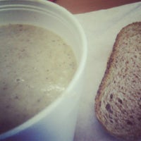 Photo taken at Soup in the City by Dimitri K. on 6/7/2012