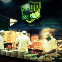 Foto tirada no(a) Parrilla del Sur por Tiago G. em 5/6/2012