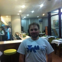 Photo taken at Hotel Sant Jordi by Sergey M. on 3/10/2012