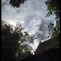 Photo taken at วัดทองสุทธาราม by Ornanong M. on 6/8/2012