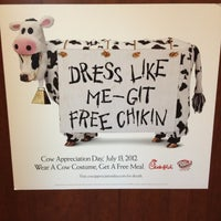 Photo taken at Chick-fil-A by Zeina B. on 7/8/2012