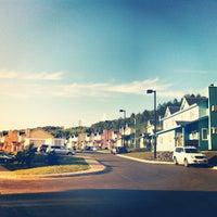 Снимок сделан в Рабочий поселок Зима пользователем 👻Alexey 8/3/2012