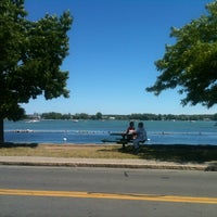 Photo taken at Canandaigua City Pier by Stacey C. on 8/7/2012