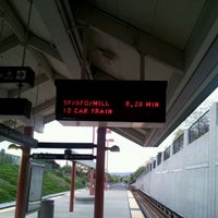 Photo taken at North Concord/Martinez BART Station by Joshua N. on 4/17/2012