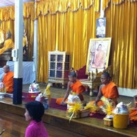 Photo taken at วัดบ้านบุ่ง by Teerapong S. on 6/10/2012