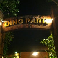 Photo taken at Dino Park Mini Golf by Fah N. on 3/1/2012