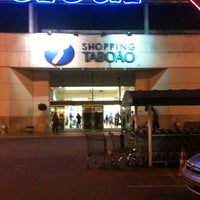 Photo taken at Shopping Taboão by Francisco J. on 4/24/2012