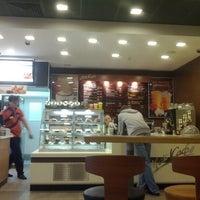 Photo taken at McCafe by Alexander B. on 6/28/2012