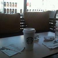 Photo taken at Starbucks by Tina K. on 3/20/2012